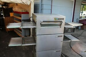 Lincoln Impinger 1132 Pizza Oven Double Stack 208v 3 Phase