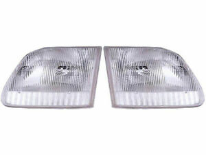 For 1997 2002 Ford Expedition Headlight Assembly Dorman 91536rq 1999 2000 1998