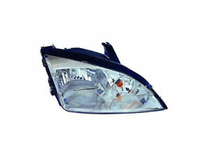 For 2005 2007 Ford Focus Headlight Assembly Right Passenger Side 27757qv 2006