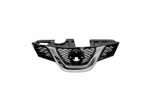 For 2014 2016 Nissan Rogue Grille Assembly Front 29352qd 2015
