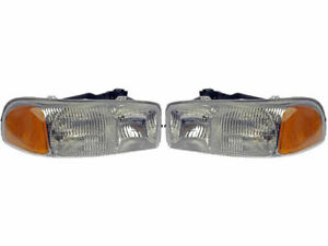 For 2001 2006 Gmc Sierra 2500 Hd Headlight Assembly Dorman 51596ww 2005 2002