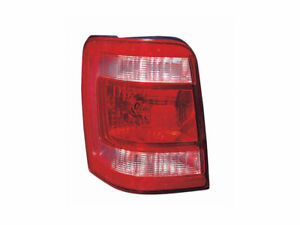 For 2008 2012 Ford Escape Tail Light Assembly Left Driver Side 37735rv 2009