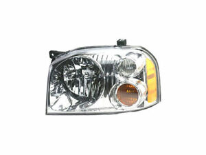 For 2001 2004 Nissan Frontier Headlight Assembly Left Driver Side 93766nz 2002