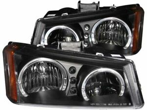 For 2003 2006 Chevrolet Silverado 2500 Hd Headlight Set Anzo 48862rd 2005 2004