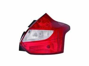 For 2012 2014 Ford Focus Tail Light Assembly Right Passenger Side 48112pw 2013