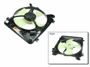 For 1996 1998 Honda Civic A c Condenser Fan Assembly Tyc 51616nx 1997 Ex