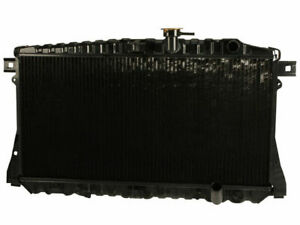 For 1985 1987 Honda Prelude Radiator 98151sr 1986 2 0l 4 Cyl Aluminum Core