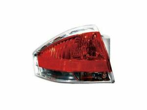 For 2008 2011 Ford Focus Tail Light Assembly Left Driver Side 74227tm 2009