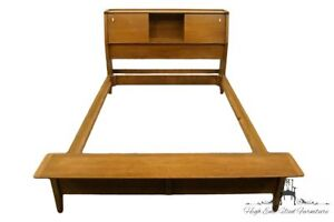 Drexel Profile Collection Mid Century Modern Full Size Bed