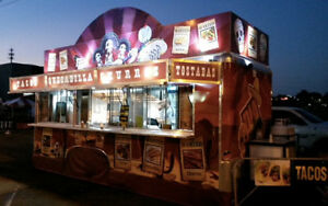 2015 Southwest Custom Gas Carnival Concession Food Truck Trailer Miami Florida