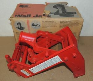 Qual Craft 2601 Wall Jack Hoist New In Opened Box Qualcraft