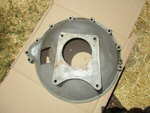 Cragar 310 Buick 322 To Ford 1964 Toploader Transmission Bellhousing Adapter