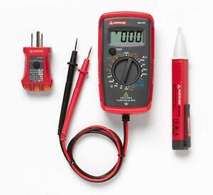Amprobe Pk 110 Electrical Test Kit With Voltage Probe