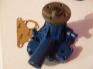 Ford 1720 1920 2120 Sba145017780 Tractor Water Pump