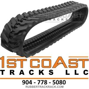 Case New Holland Hitachi Kubota Cat Excavator Rubber Track Size 230x96x35