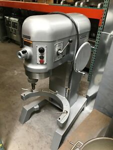 Reconditioned Hobart 80 Qt Pizza Dough Mixer Model L 800