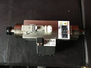 Spindle Double End Er 25 Collet Chuck 3 5kw 4 75hp Cnc Robot 220v 1ph Drive