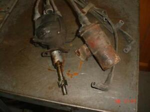 Original Ford 8n Tractor Working Side mount Distributor 8n Ford
