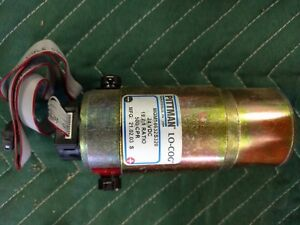 Pittman Gear Motor With Encoder Mgm14632s320 24vdc 19 7 1 Ratio 500 Cpr New