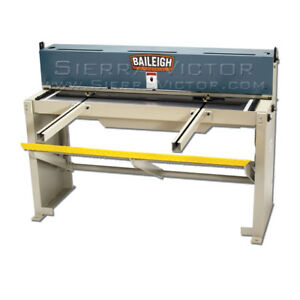 Baileigh Foot Shear Sf 5216