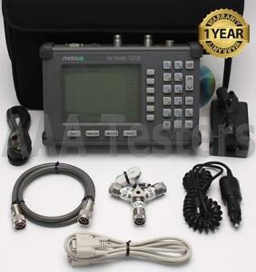 Anritsu Sitemaster S251b Twoport Transmission Cable Antenna Analyzer W Option 5