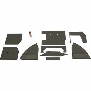 K M Pre cut Cab Foam Kit For Ford New Holland Belly Tractors Model 4002