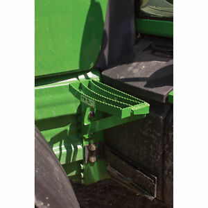 K M Left Hand Utility Step For John Deere Tractors Model 3435