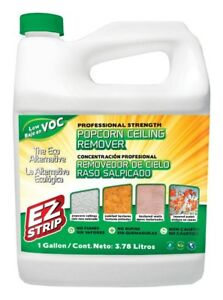 Ez Strip 1694447 1 Gal Popcorn Ceiling Remover Pack Of 4