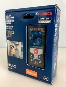 Bosch Glm 42 Blaze 135 Ft Laser Measure