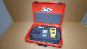 Uei Eagle C75 Combustion Analyzer Kit With Printer Probe Case
