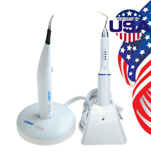 Usa Dental Cordless Obturation Endo Heating Pen Tooth Gum Gutta Percha Cut