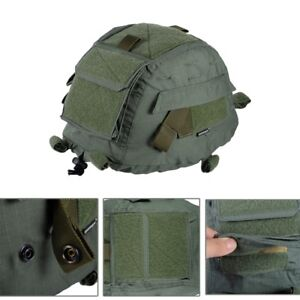 Emerson Helmet Cover For MICH 2000 Helmet Airsoft Hunting Olive Drab Helmet Wrap