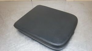 Dodge Ram Jump Seat Center Console Lid Cover 02 05 1500 03 06 2500 3500 Black