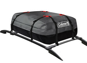 Coleman Waterproof Roof Top Cargo Carrier For Luggage Travel Car Storage Bag