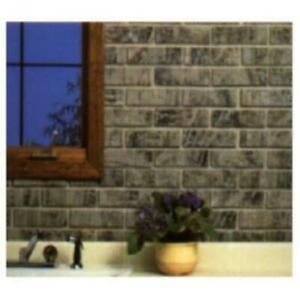 Z brick Zc017205 Carton Of 20 Liberty Gray Brick Facing