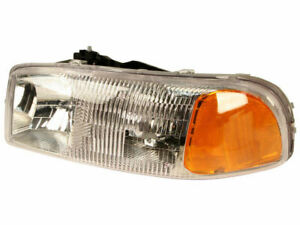 For 1999 2006 Gmc Sierra 1500 Headlight Assembly Left Tyc 92535bs 2000 2002 2001