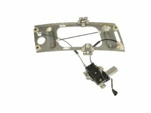 For 1997 2002 Pontiac Grand Prix Window Regulator Front Left Dorman 23772bg 2000