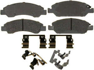For 2008 2013 Chevrolet Silverado 1500 Brake Pad Set Front Ac Delco 11365qc 2009
