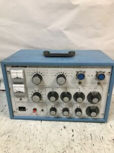 Multi amp 820130 Transformer Ratiometer Tr800