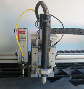 Ds Air Scribe Assembly For Cnc Table