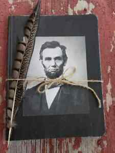 Primitive Americana Journal Abraham Lincoln Civil War