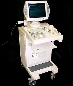 Aloka Ssd 1700 Dynaview 7 2 Ultrasound Machine No Probes Included