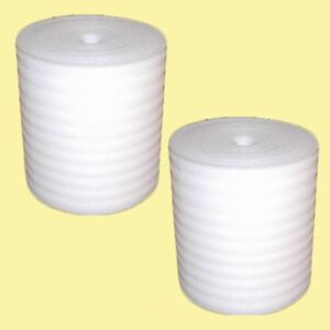 3 16 Foam Wrap 2 Rolls Free Shipping Daily Moving Packing Cushion Wrap Supplies