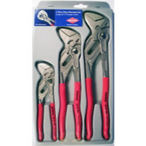 Knipex 002006s2 Pliers Wrench Set 3pc