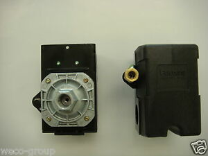 69jf7y Furnas Hubbell Pressure Switch Air Comp Incl Unloader Old 69mb7y