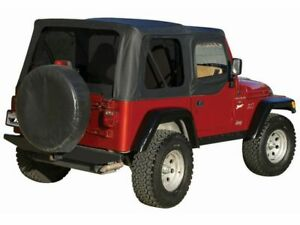 Fits 1997 2006 Jeep Wrangler Soft Top Rampage 92777dy 2003 1998 1999 2000 2001 2