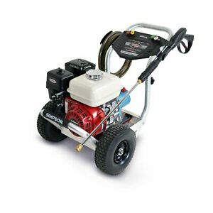 Simpson 3 400 Psi 2 5 Gpm Gas Pressure Power Washer Powered By Honda