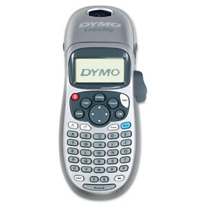Dymo Letratag 21455 Handheld Label Maker Home Office Equipment W Lcd Screen New