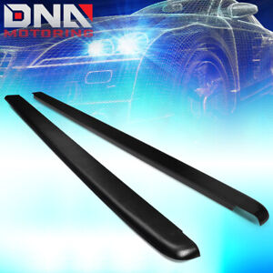 For 1994 2002 Dodge Ram 6 5ft Fleetside Truck Bed Side Rail Molding Cover Caps