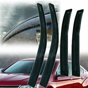 Window Visors Guard Deflector Vent Left Right For Chevy Impala 06 13 Vehicle Us